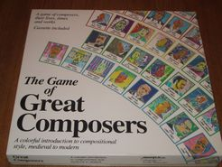 The Game of Great Composers