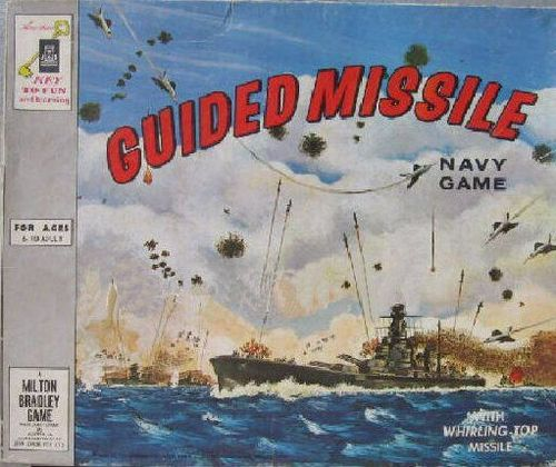 The Game of Guided Missile