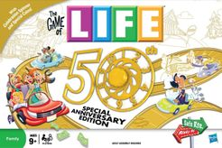 The Game of Life: 50th Special Anniversary Edition