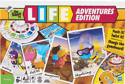 The Game of Life Adventure Edition