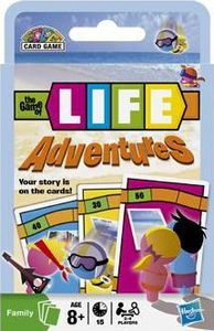 The Game of Life: Adventures Card Game
