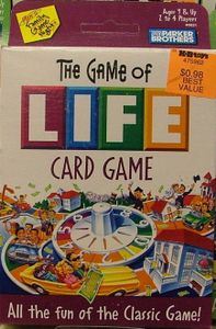 The Game of Life: Card Game