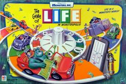The Game of Life in Monstropolis