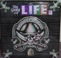 The Game of Life: Pirates of the Caribbean
