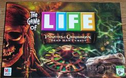 The Game of Life: Pirates of the Caribbean – Dead Man's Chest