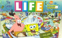 The Game of Life: Spongebob Squarepants Edition