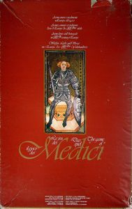 The Game of Medici: Arms, Loves and Betrayals in XVth Century Europe