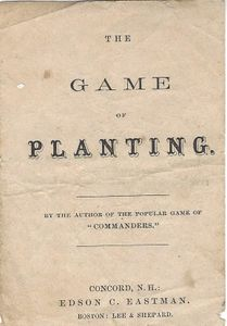 The Game of Planting
