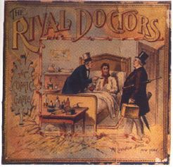 The Game of Rival Doctors
