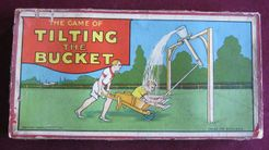 The Game of Tilting the Bucket