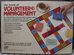 The Game of Volunteer Management