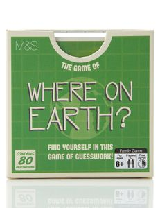 The Game of Where on Earth?