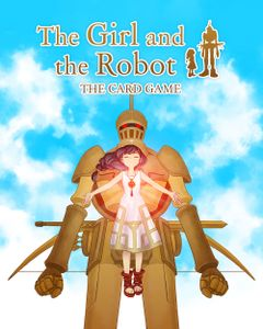 The Girl and the Robot: The Card Game