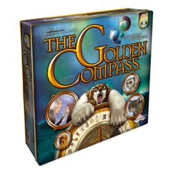 The Golden Compass DVD Adventure Board Game