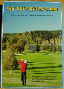 The Golf Rules Game