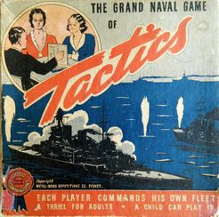 The Grand Naval Game of Tactics