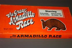 The Great Armadillo Race