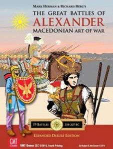 The Great Battles of Alexander: Expanded Deluxe Edition
