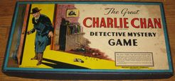 The Great Charlie Chan Detective Mystery Game
