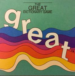 The Great Dictionary Game