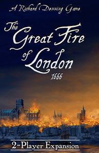 The Great Fire of London 1666: 2-Player Expansion