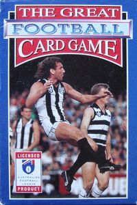 The Great Football Card Game: AFL Football Edition