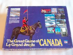 The Great Game Of Canada