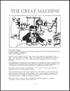 The Great Machine
