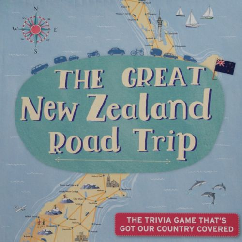 The Great New Zealand Road Trip