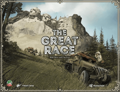 The Great Race: Wild West and Far East