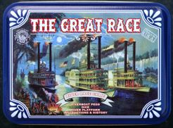 The Great Riverboat Race