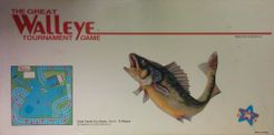 The Great Walleye Tournament Board Game