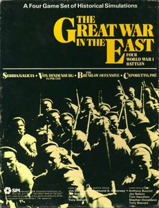 The Great War in the East: Four World War 1 Battles
