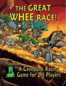 The Great Whee Race!