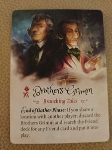 The Grimm Forest: Brothers Grimm