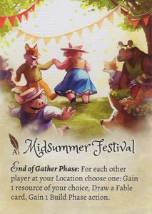The Grimm Forest: Midsummer Festival