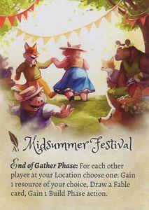 The Grimm Forest: Midsummer Festival