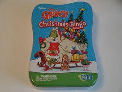 The Grinch Christmas Bingo Game