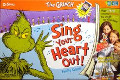 The Grinch: Sing Your Heart Out!