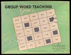 The Group Word Teaching Game