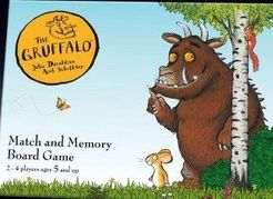 The Gruffalo: Match and Memory Board Game
