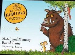 The Gruffalo: Match and Memory Board Game