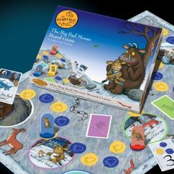 The Gruffalo's Child: The Big Bad Mouse Board Game