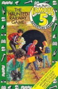The Haunted Railway Game