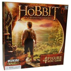 The Hobbit: An Unexpected Journey – 4 Figure Mini Game