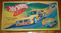 The Hot Wheels Game
