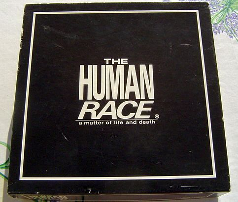 The Human Race: A matter of life and death