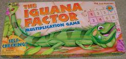 The Iguana Factor Multiplication Game