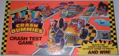 The Incredible Crash Dummies Crash Test Game