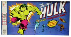The Incredible Hulk with the Fantastic Four!